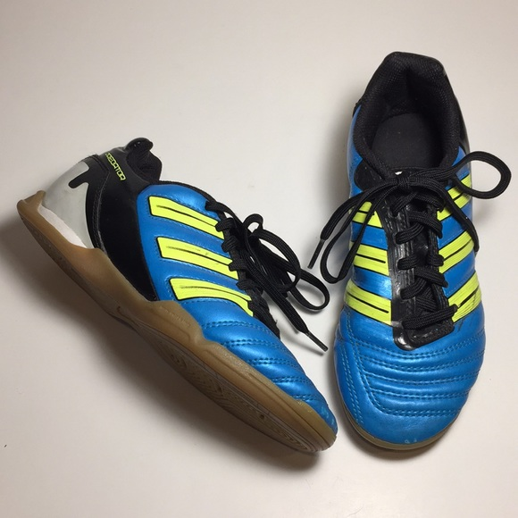 reputable site c8adf 188ac adidas Other - Adidas Predator Indoor Soccer Cleats Boys 1.5